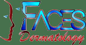 Faces Dermatology logo